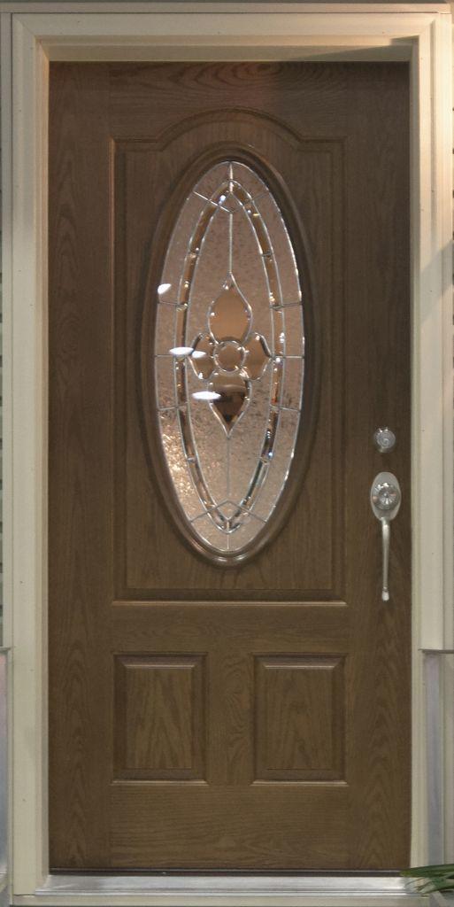 Front Door With Oval Window Home Design Ideas