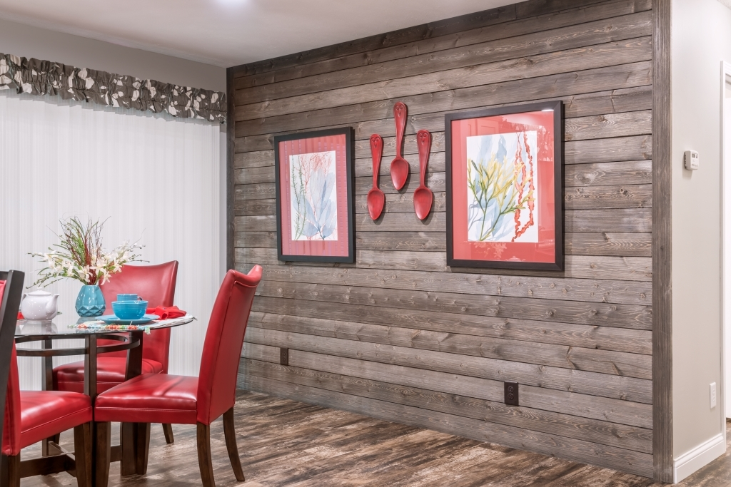 Ship Lap Accent Wall Commodore Of Indiana