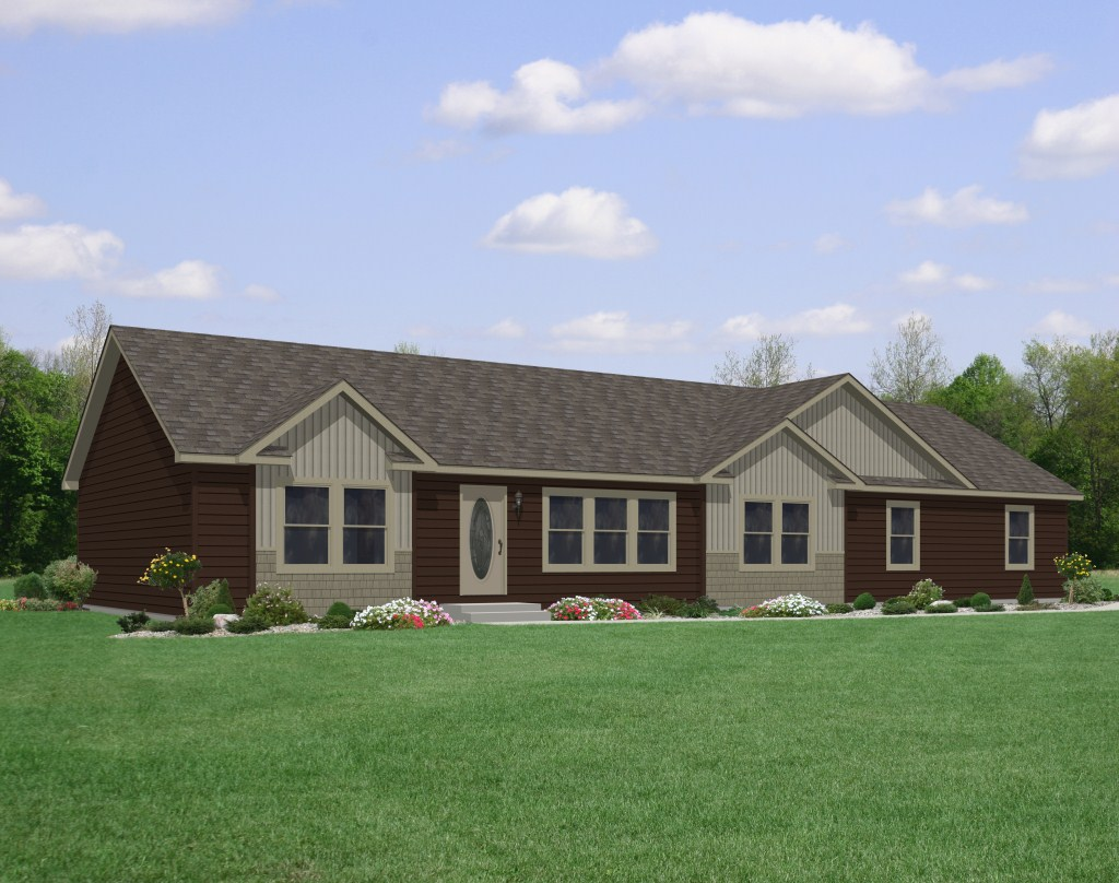 Grandville Le Modular Ranch Pinewood Rx806a Find A Home Commodore Of Indiana