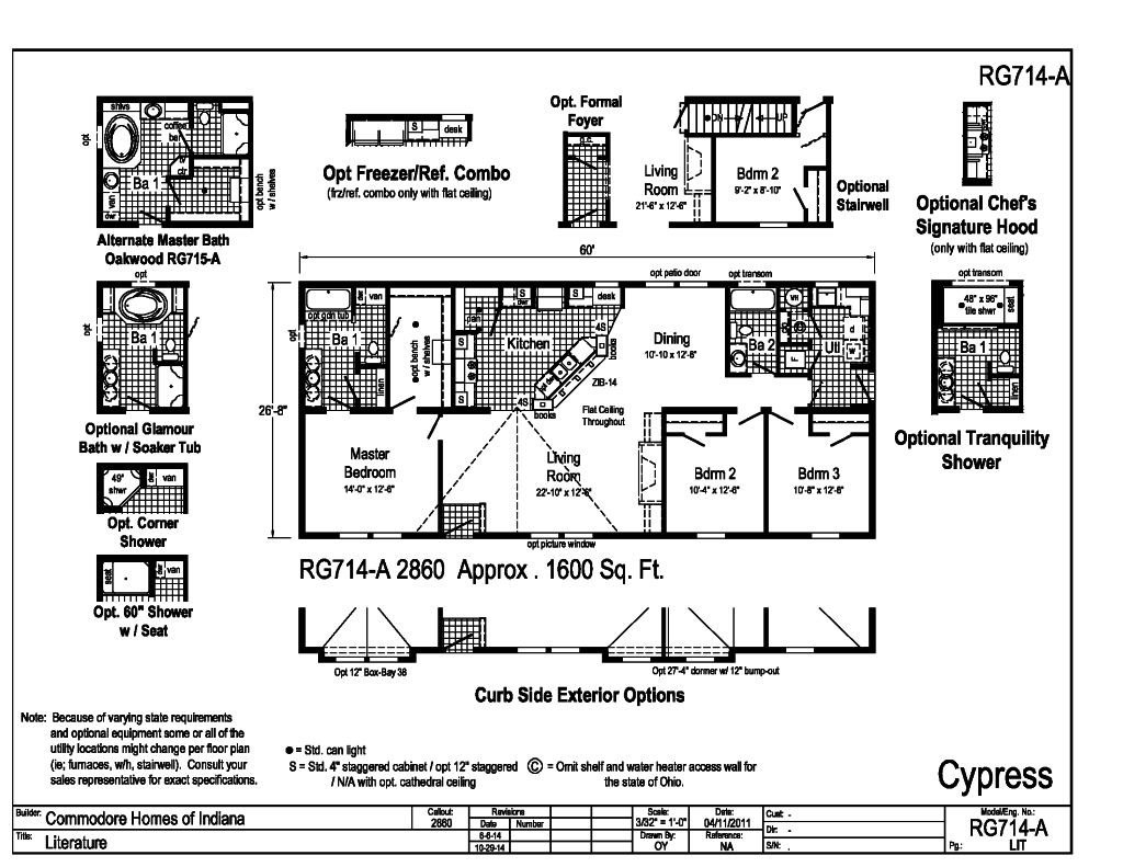 Grandville LE Modular Ranch - Cypress I - RG714A | Find a ... on simple house plans, ranch house plans, open house plans, most popular texas house plans, small house plans, sq ft. house plans,